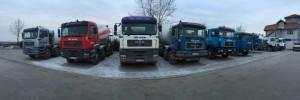 Truck-Mixers